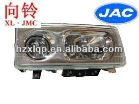 JAC6710 truck parts HEAD LIGHT