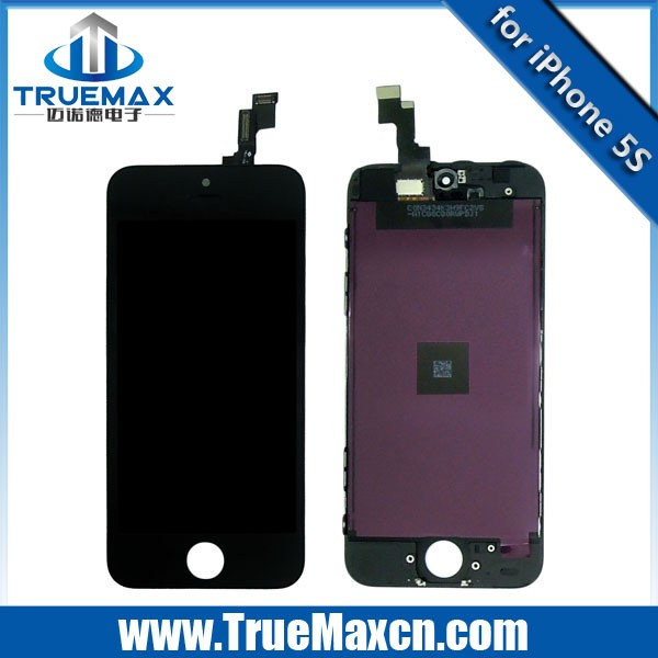 Alibaba China Gold Supplier Original Pass LCD Screen for iPhone 5S