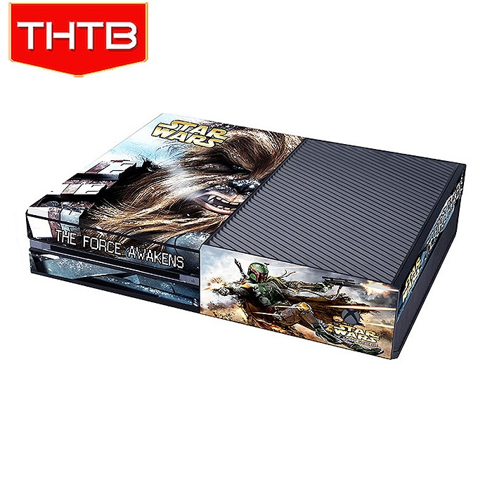 High quality full cover pvc decal for xbox one vinyl skins sticker