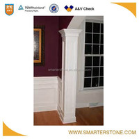 Factory price Decorative stone columns decorative column molding