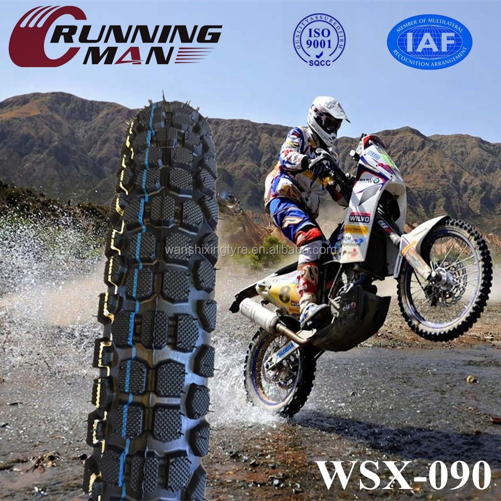 Radial Off Road Motocross Motorcycle Tire 3.00-18