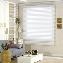 Best selling printed lace shangri-la window shades blinds