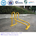 strong and durable rust prevention surface mount motorbike stands