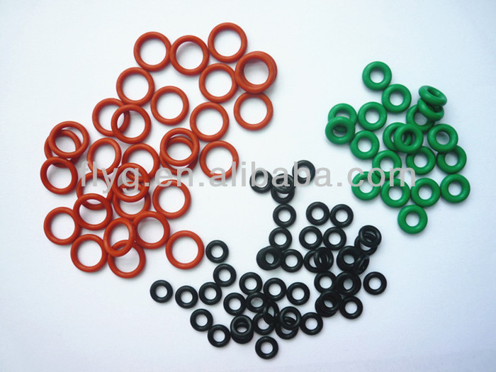 2017 new Colorful HNBR Rubber O-ring, hot seller