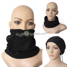 factory hot sale promotional soft & windproof neck warmer make unsex boy girl men women polar fleece neck warmer scarf
