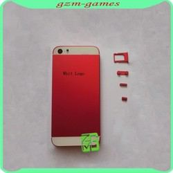 Wholesale price for iPhone 5S Rear Cover with High Quality
