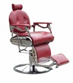 Euro style comfortable good quality barber shop hot sale red chair