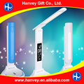 China new innovative solar folding LED table lamp/table lamp/desk lamp