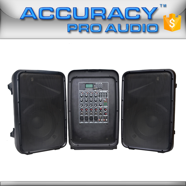 Professional Wireless Portable PA Sound System PPSA2750MX-BT