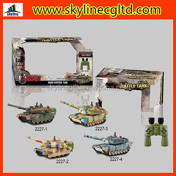 1:32 RC battle tank,rc tank with window box packing