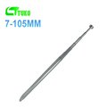 Newest Design Single Band Telecommunications Antenna High Quality Telescopic Antenna FM Radio Antenna