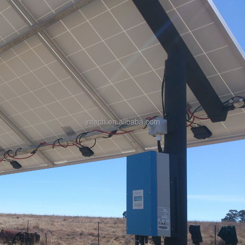 1.1kW New Project Solar Water Pumping System in South Africa for Irrigation