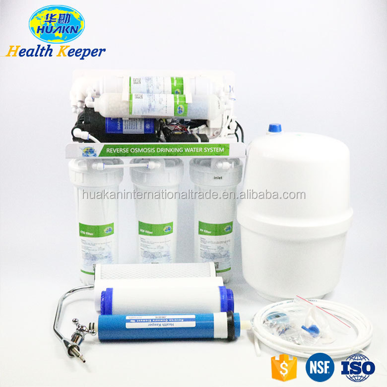 ro water purify plant for home use of low price ro purifier