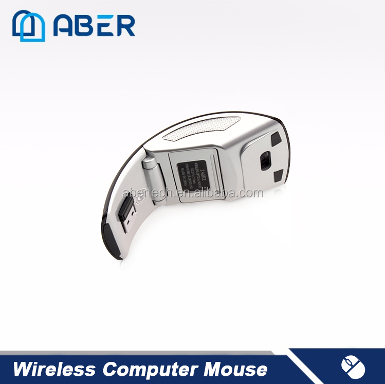 New Original Wireless Folding Optical USB Computer PC USB Mouse