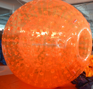 fantastic land zorb ball, China factory toy zorbs, inflatable mega ball