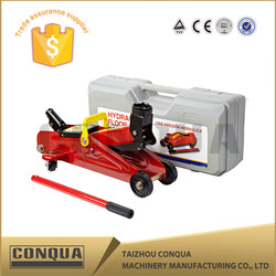 high quality car 12v floor jack