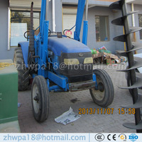 Bazhou manufacture bored pile Earth auger Auger Crane Pile Driver
