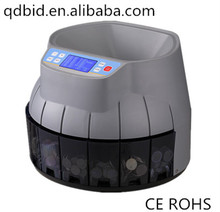 High speed coin sorter /euro coin counting machine/USD coin counter