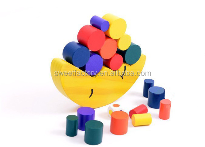 Wooden balance toy,Education wooden balance toy