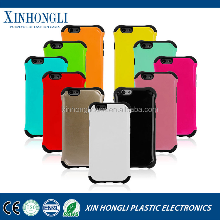 2015 New inventions armor case for samsung s6 products exported from china