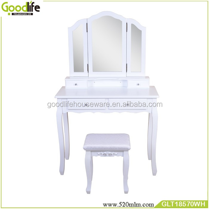 Simple dressing table designs cheval mirror and drawers