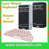 virtual projection external keyboard laser keyboard for iphone 5 cheap price