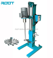 Small Investment Paint Mixing Machine, Disperser,Dissolver use in Lab/test/trail