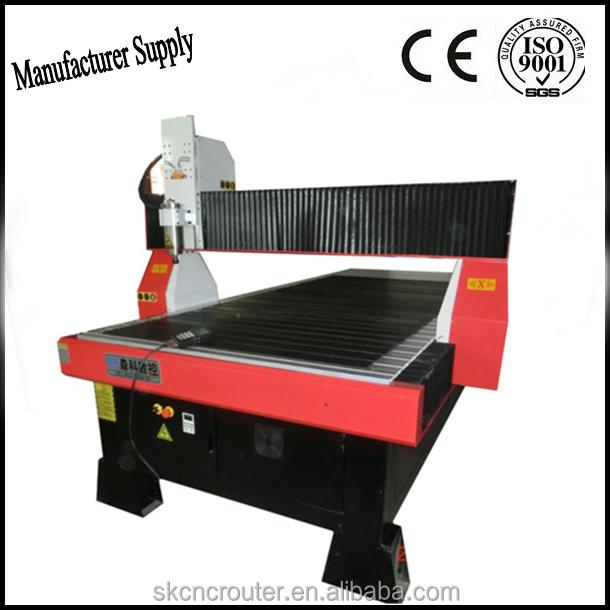 Plywood cnc cutting machine for steel metal blocks mdf