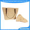 2016 Beautiful Top Qulality Customized Raffia Straw Bags for Beach