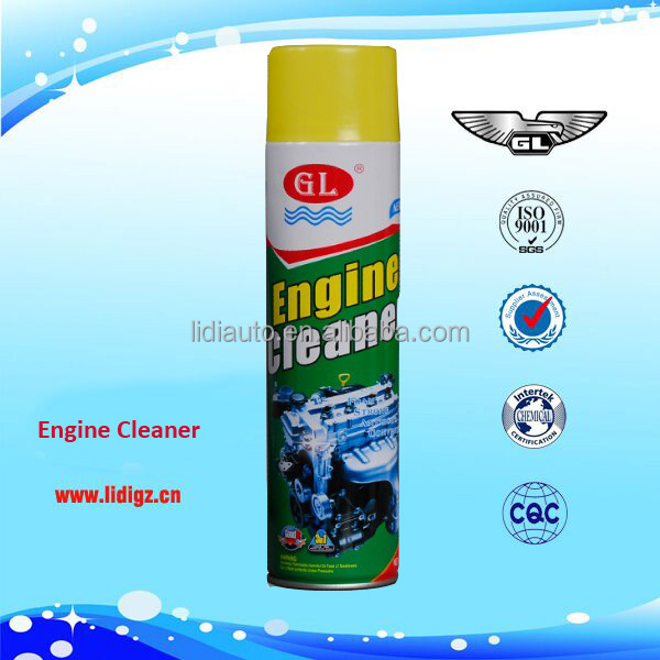 Engine degreaser chemicals car care products