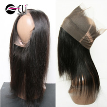 Adjustable wig 360 Lace Frontal Pre-plucked 360 full lace wigs Wet and Wavy lace Closure