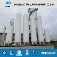 2016 Popular In World LNG Gas Storage Tank Container
