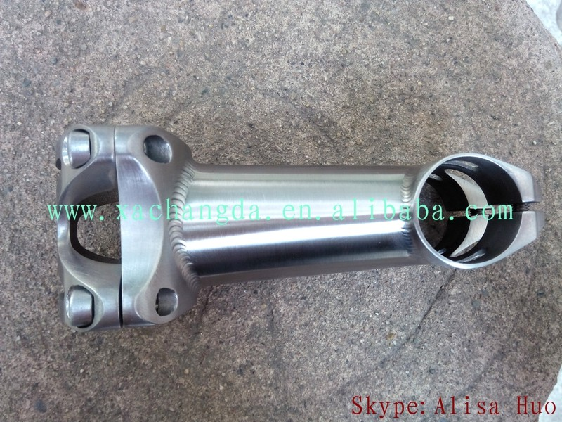 Hot sale!! titanium stem for mtb use new design titanium stem bicycle stem wholesale