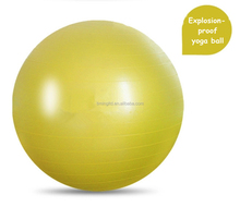 Timing Eco-friendly PVC Anti-burst Yoga Ball