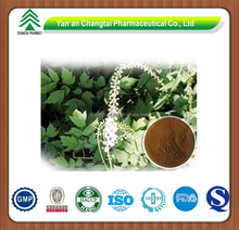 GMP factory supply Herb Cimicifuga Romose P.E. Triterpene