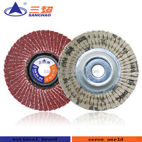 polishing flap wheels