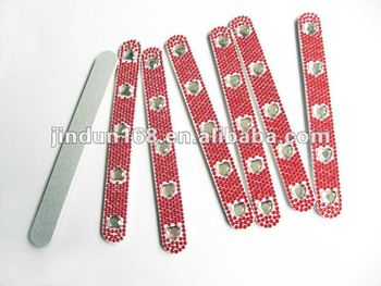 diamond nail file/emery board