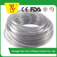 CHANGLE YOUYI Clear Airline Tubing Aquarium Fish Tank Air Pump Line Pipe