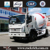 Sitom new product 2017 small concrete mixer truck price in india