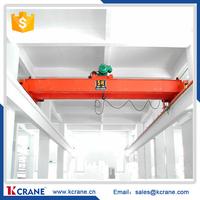 Single girder overhead EOT crane & overhead crane price 5 ton
