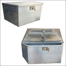 Production Truck Camping camping aluminium tool boxes for utes
