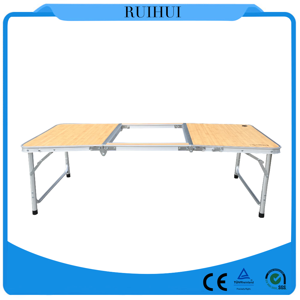 Save 8% Large folding picnic cooler metal table,low folding table