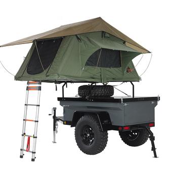 Fantastic   4x4 Camping Trailers  Metalian Mini 44 Off Road Camping Trailer