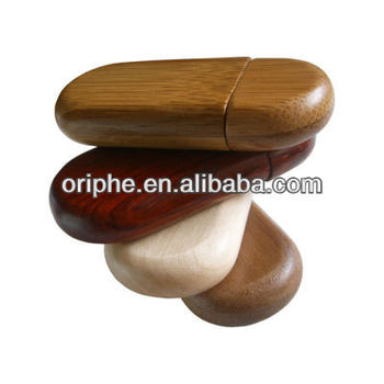 Hot sell Wooden usb flash promotional Direct Factory