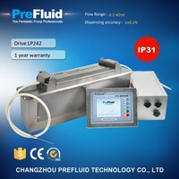 Prefluid LP240 high accuracy linear dispensing pump,dose dosing pump
