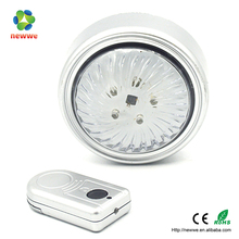 NEW PRODUCT Led Multifunction Remote control touching lamp 5 LED magent cabinet light