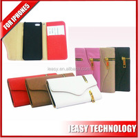 Hot selling for iphone5 case wallet card holder leather case for apple iphone5