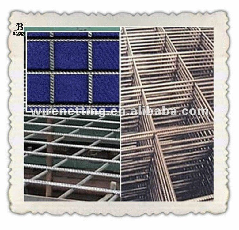 Heavy Weight of Concrete Reinforce Wire Mesh Welded Mesh
