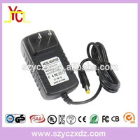EU US UK AU wall plug AC100-240V 50-60HZ power supply adapter 5v 3a 2.5a 2a