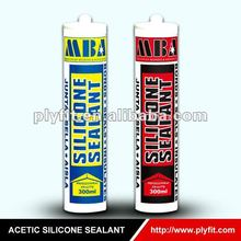 quick cure construction Silicone Sealant acetic or neutural